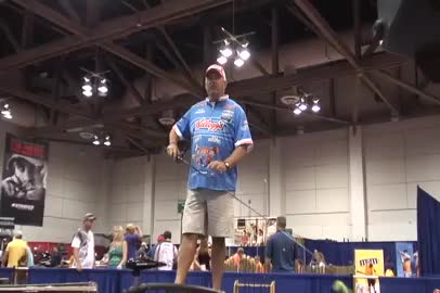 Jim Tutt Evinrude Fishing Seminar - Part II