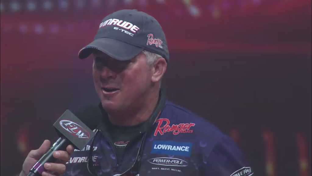2013 FWC Randall Tharp Winning Moment