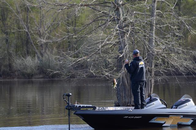 Reeltime Report  Sam Rayburn Reservoir, Day 4