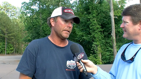 Pre-Tournament Report from Pickwick Lake with Randy Haynes