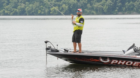 Reeltime Report  Pickwick Lake, Day 3