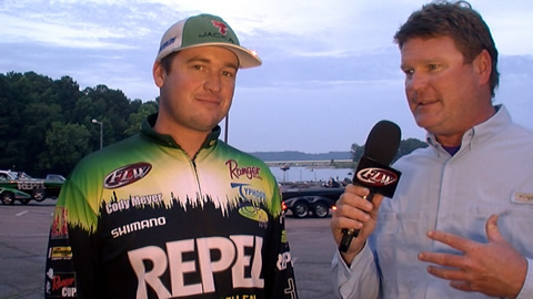 Pre-Tournament Report from Kentucky Lake with Cody Meyer
