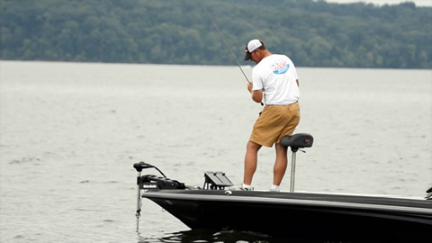 Reeltime Report  Kentucky Lake, Day 2