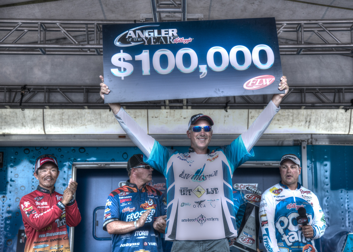 Reeltime Report  2014 Angler of the Year