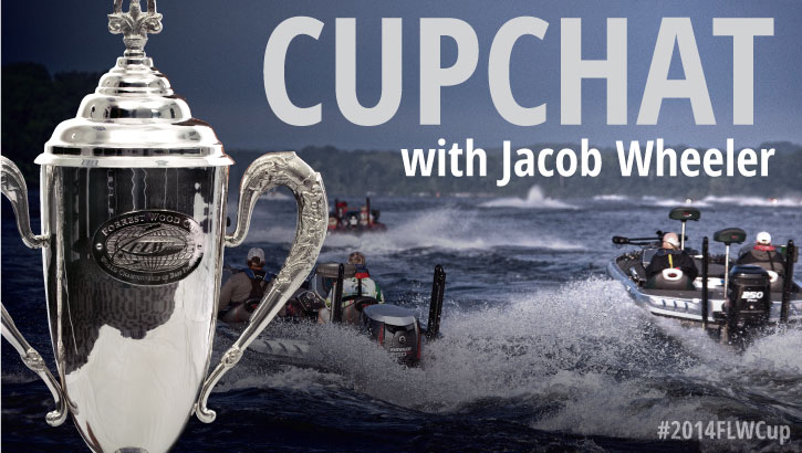 CupChat with Jacob Wheeler