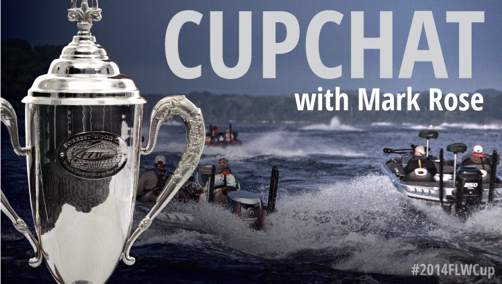 CupChat with Mark Rose