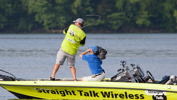 2014 FLW Tour TV Show - Pickwick Lake