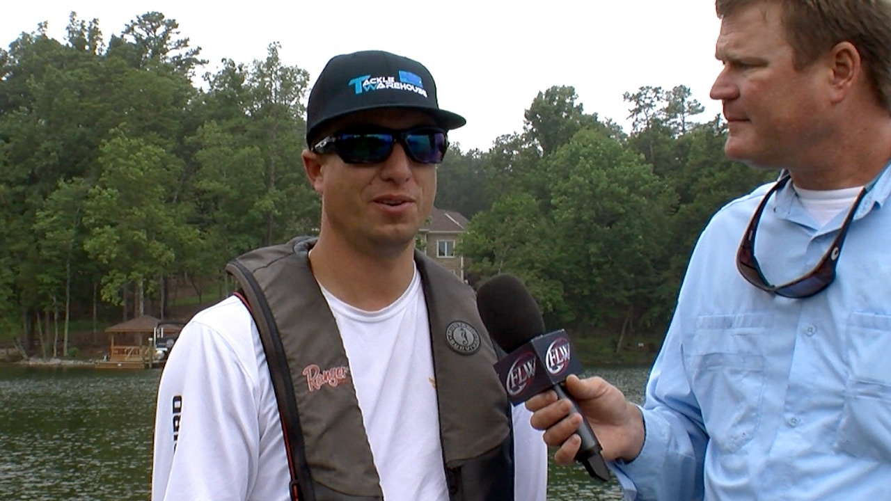 FWC Pre-Tournament Report from Lake Murray with Brent Ehrler