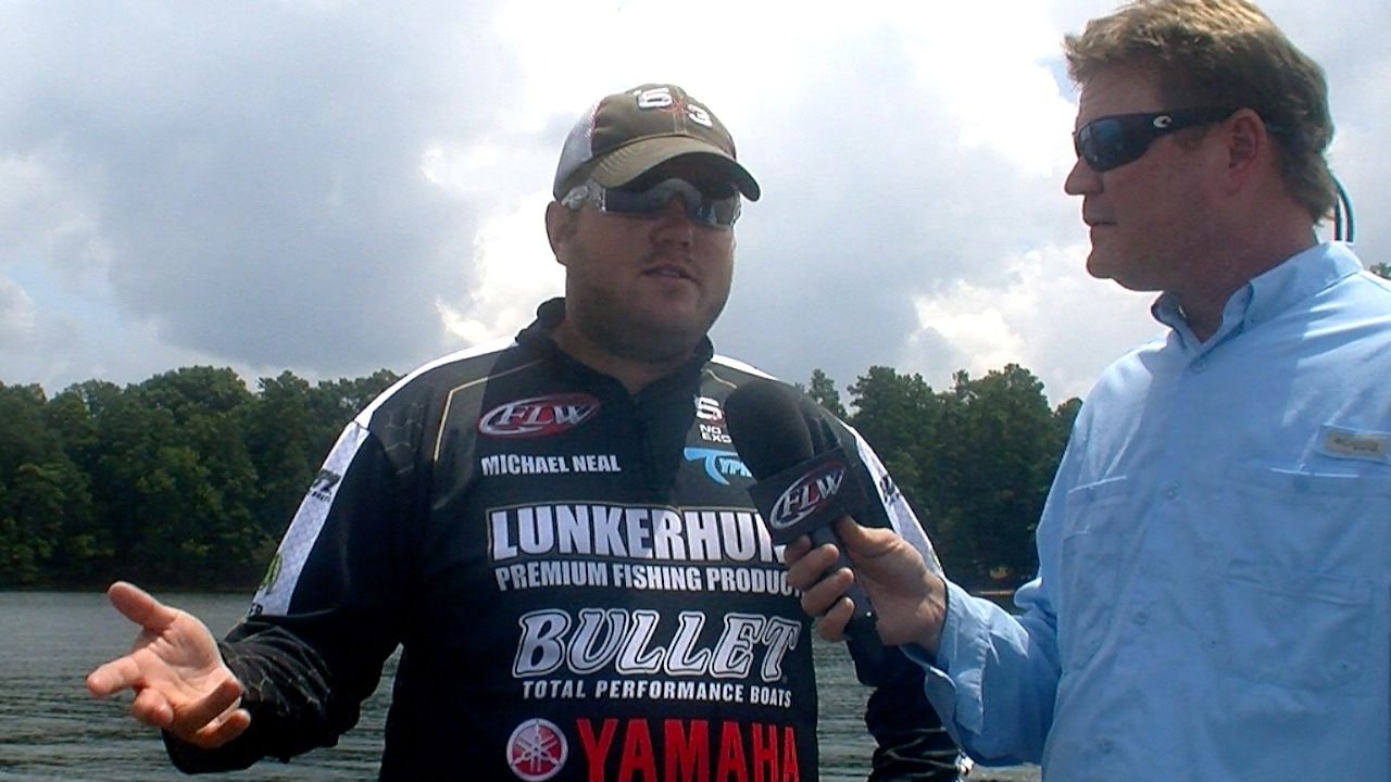 FWC Pre-Tournament Report from Lake Murray with Michael Neal