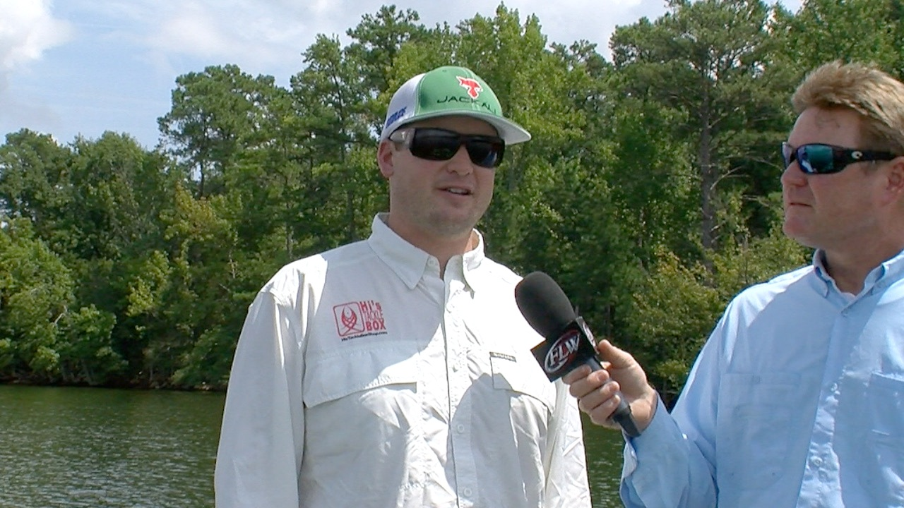 FWC Pre-Tournament Report from Lake Murray with Cody Meyer