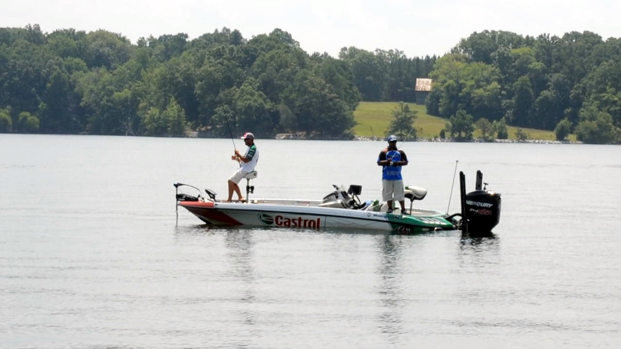 Reeltime Report  FWC, Day 2