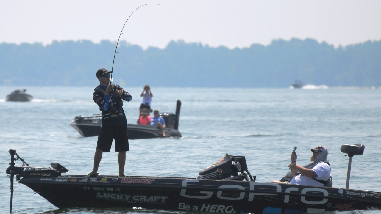 Reeltime Report  FWC, Day 3