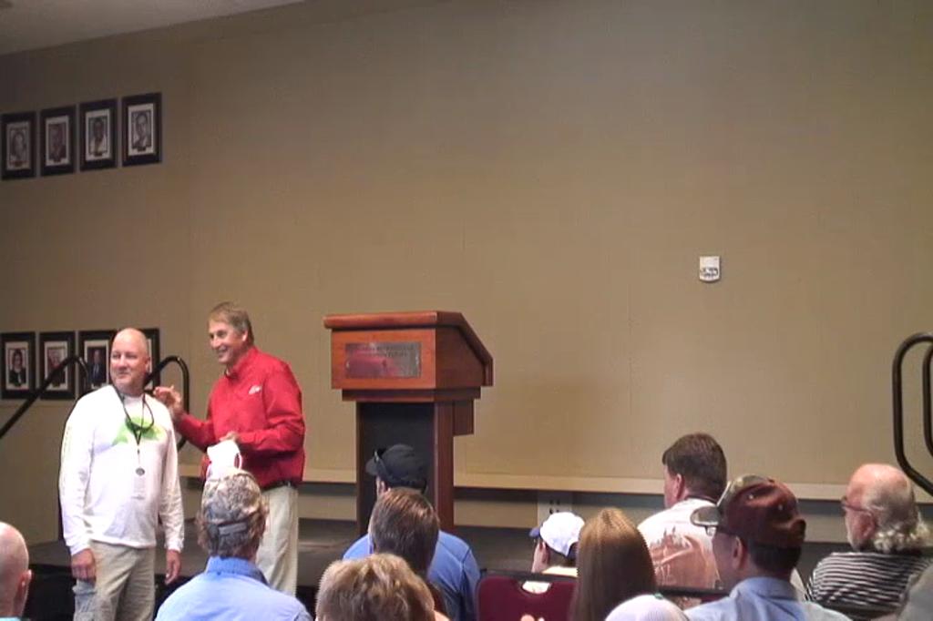 FWC  Seminar with Dion Hibdon
