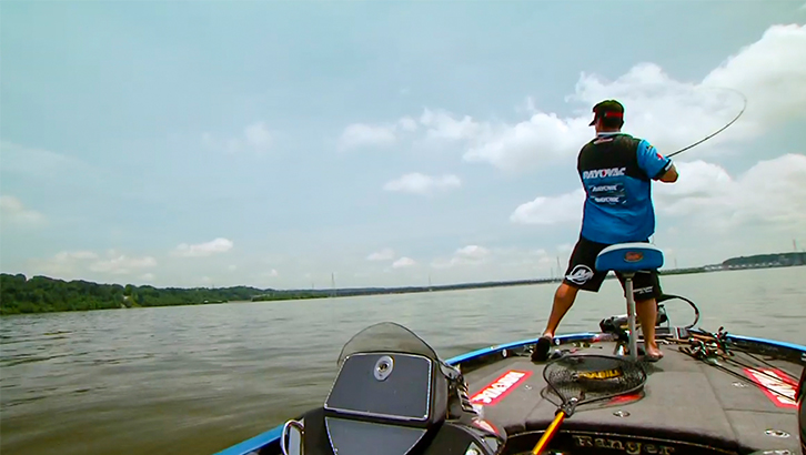 2014 FLW TV Show - 2014 BFL All-American - Wilson Lake
