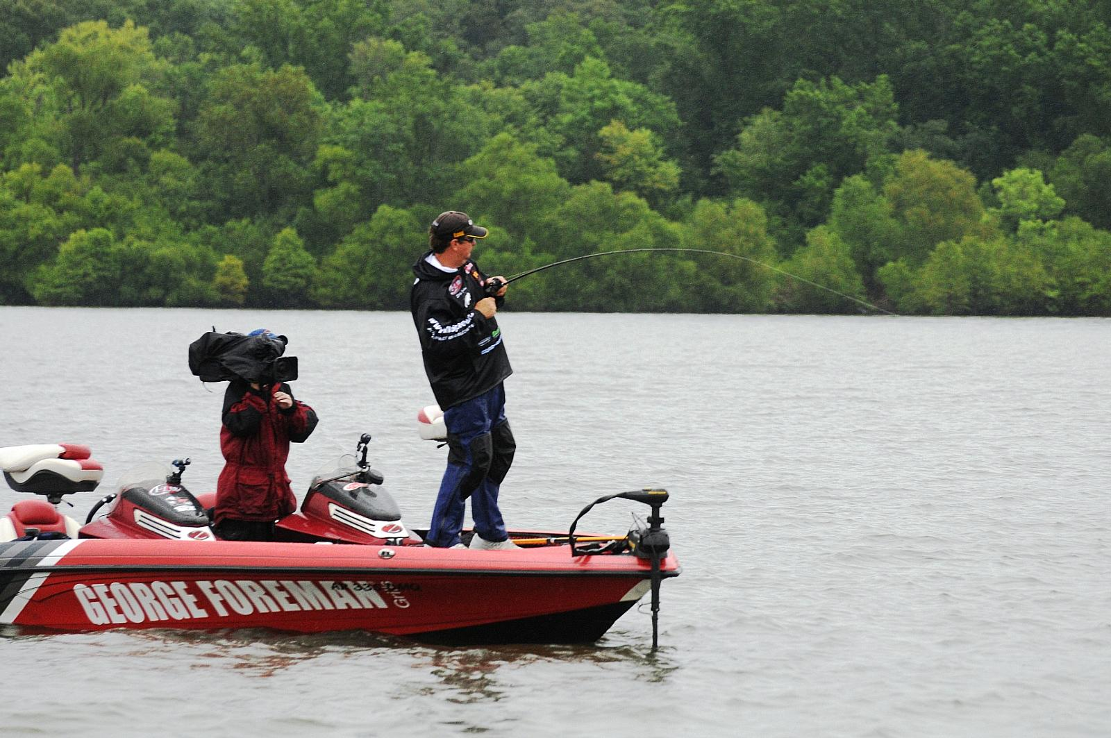 2014 FLW TV Show - Kentucky Lake
