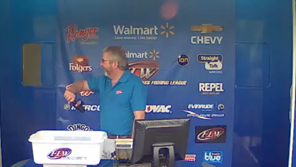 2014 BFL James River Oct 02 - 04 Weigh-in