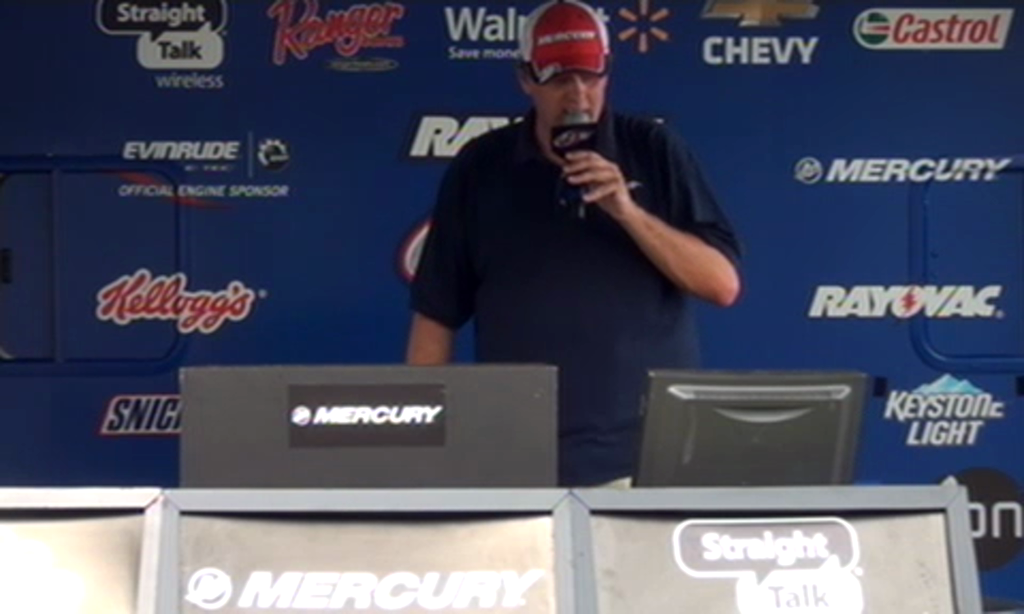 2014 Rayovac FLW Series James River Aug 21-23 Weigh-in