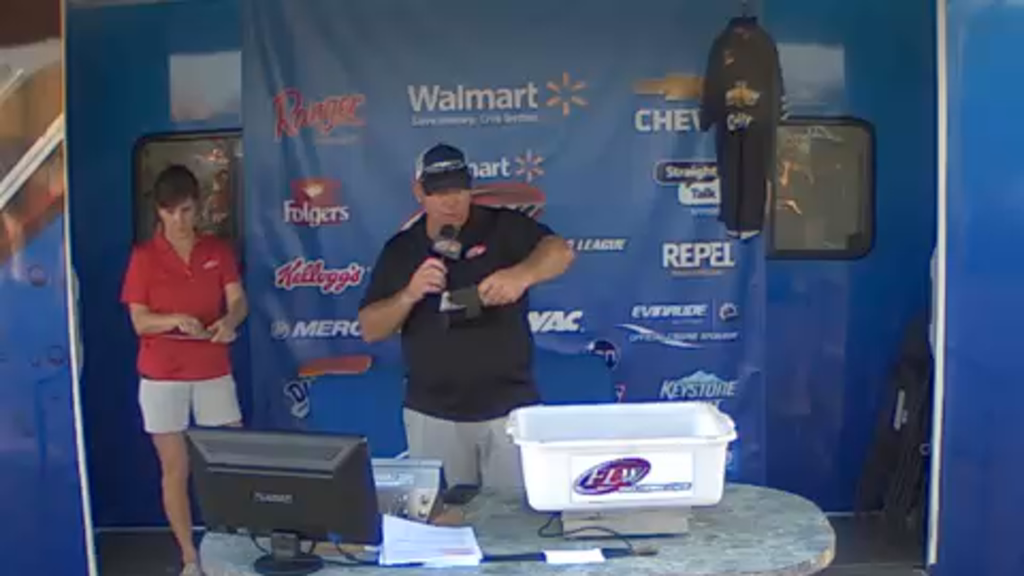 2014 BFL Sam Rayburn Reservoir Oct 16 - 18 Weigh-in
