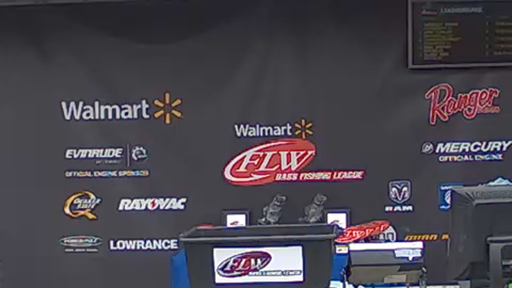 2015 BFL Lake Russell Mar 14 Weigh-in - Part 1