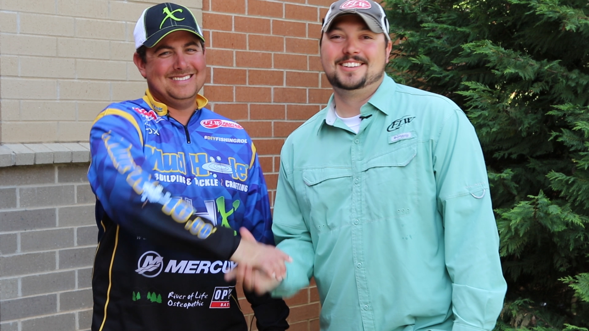 Largemouth Bite Propels Cox