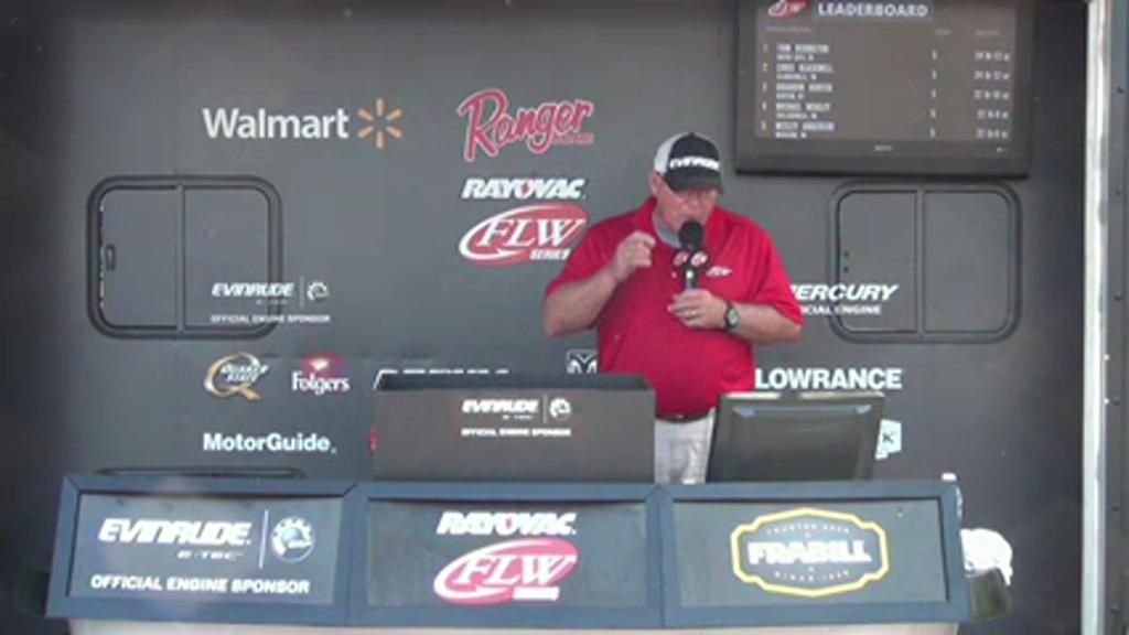 FLW Fishing: Rayovac FLW Series - 2015 - Kentucky/Barkley Lake