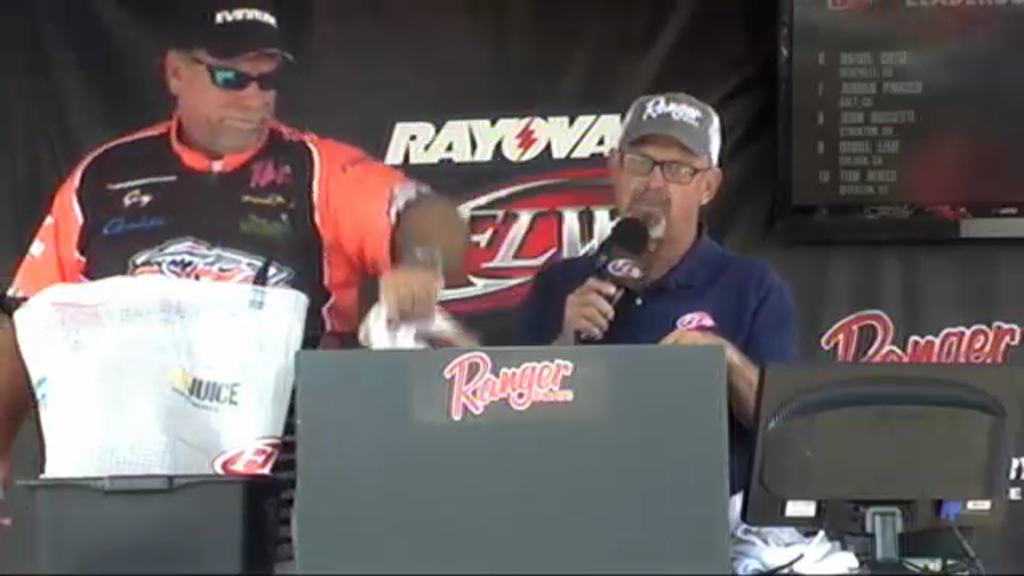 California Delta Day 2 Weigh In