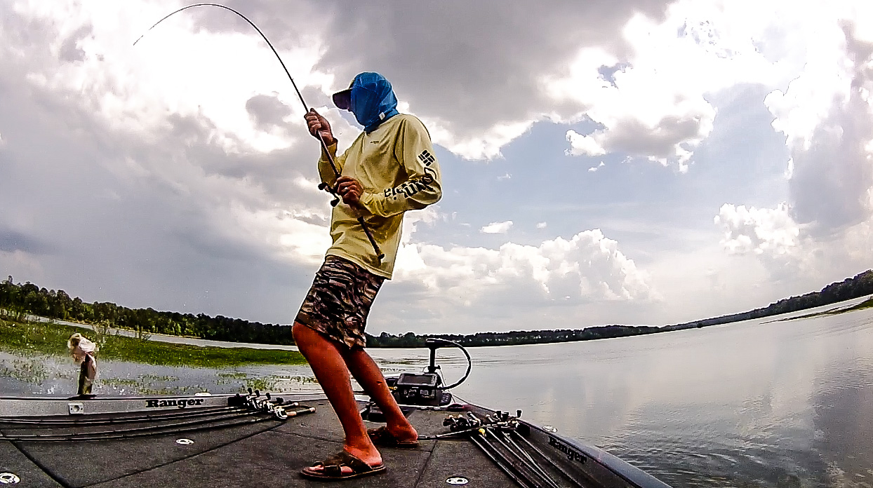 Lake Eufaula Day 1 Recap