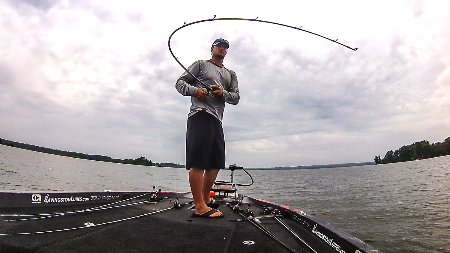 Lake Eufaula Day Two Recap