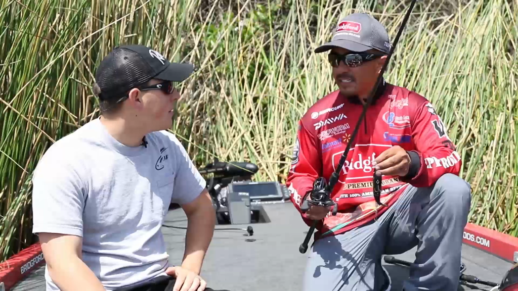 Uribe Talks Giant Topwaters