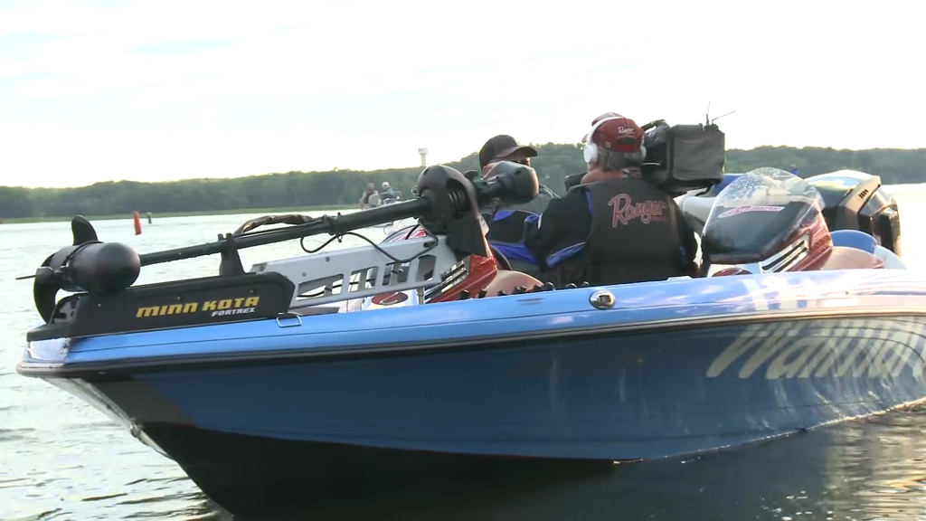 2015 FLW Tour 6 Potomac River Morning Show