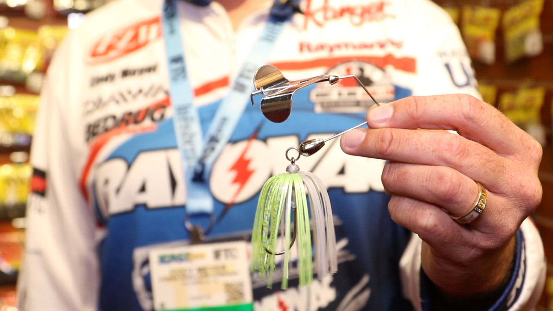 ICAST 2015 - Cody Meyer on Strike King