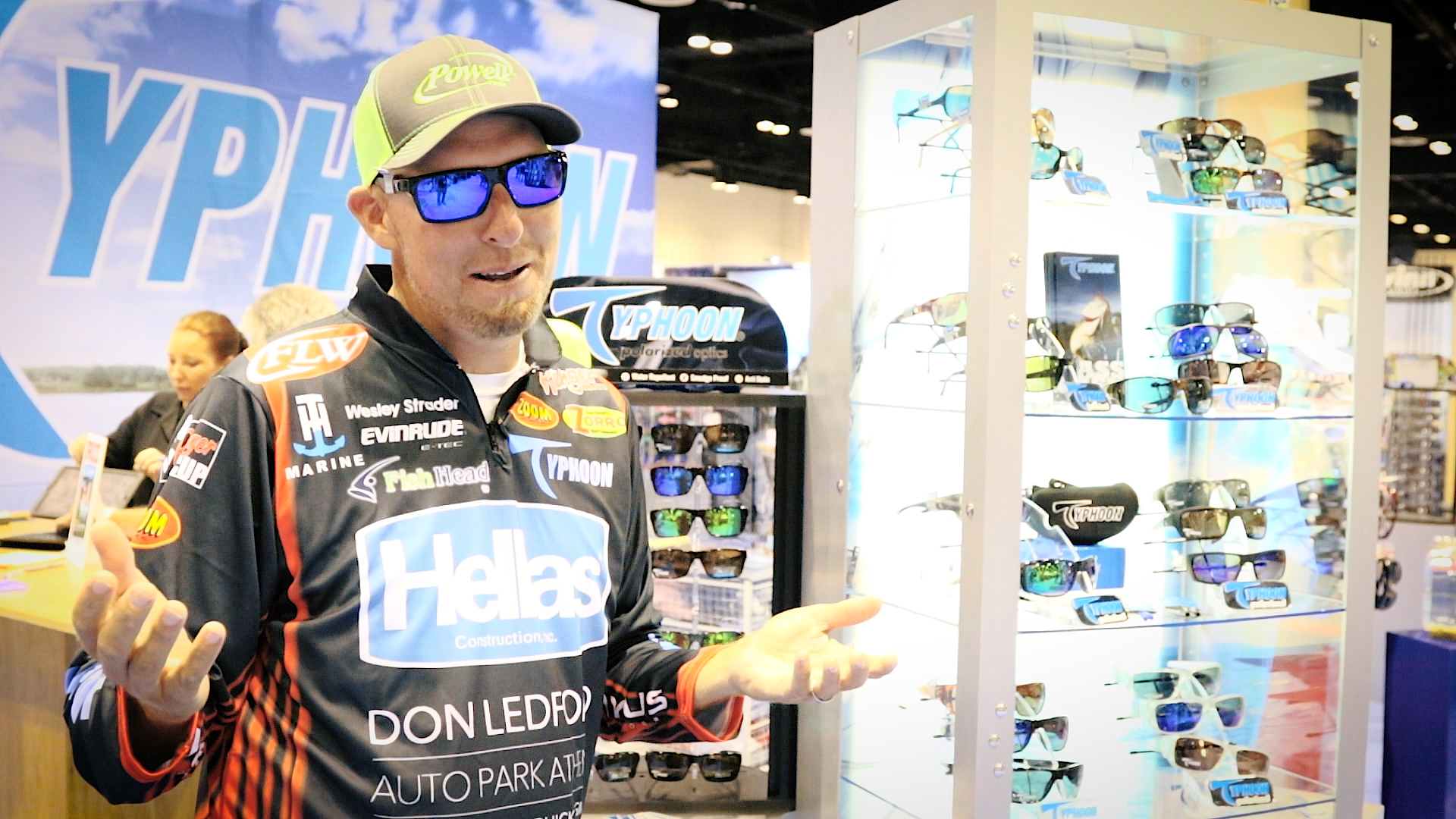 ICAST 2015 - Typhoon Optics with Wesley Strader