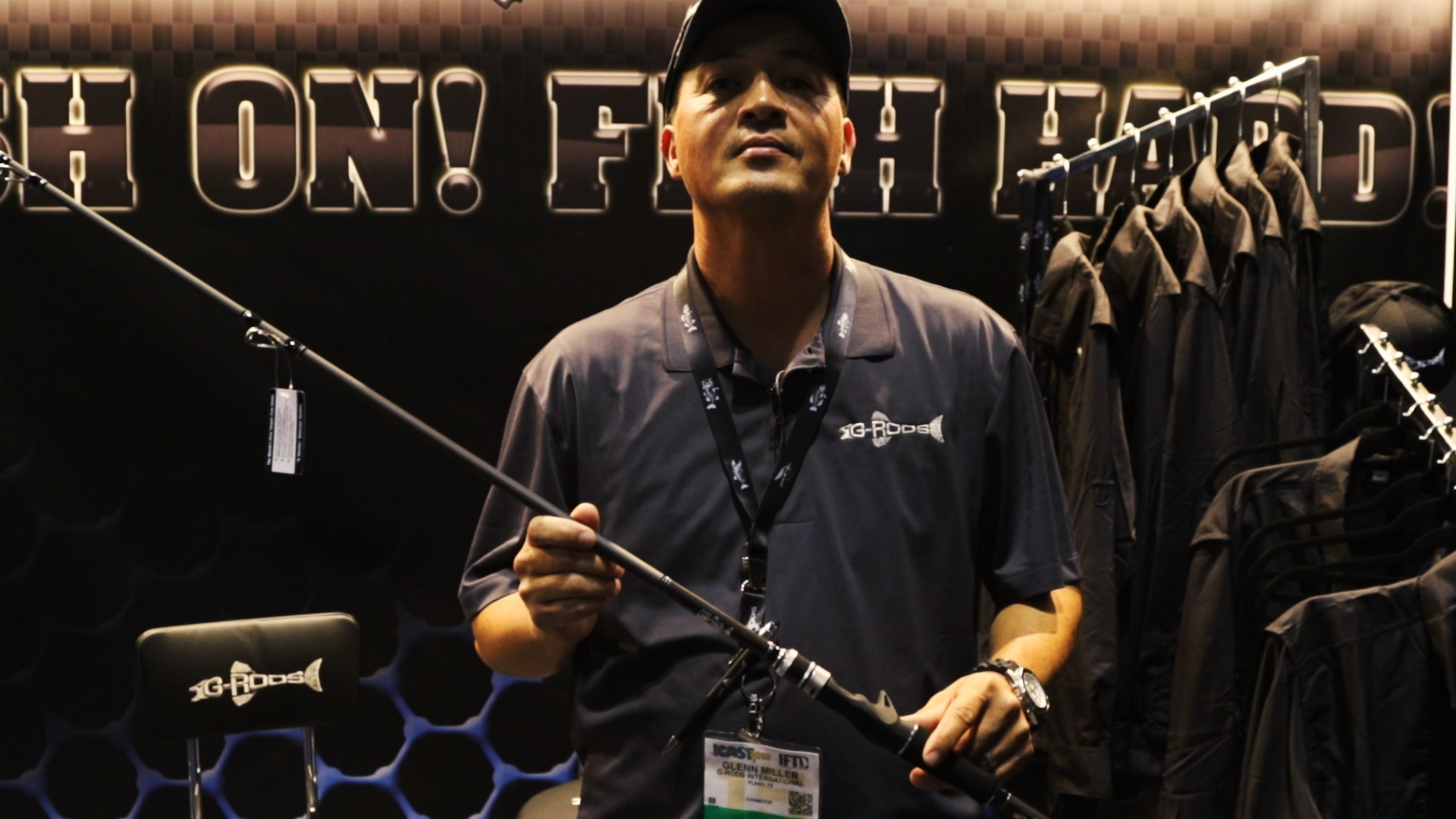 ICAST 2015 - G-Rods International