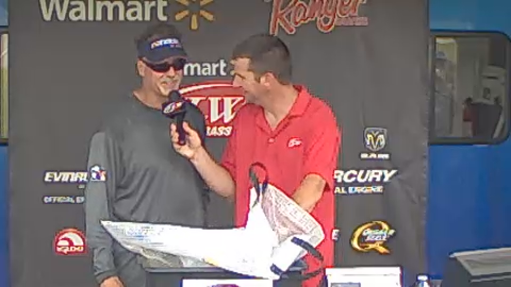 2015 BFL James River Jul 18 Weigh-in - Part 1