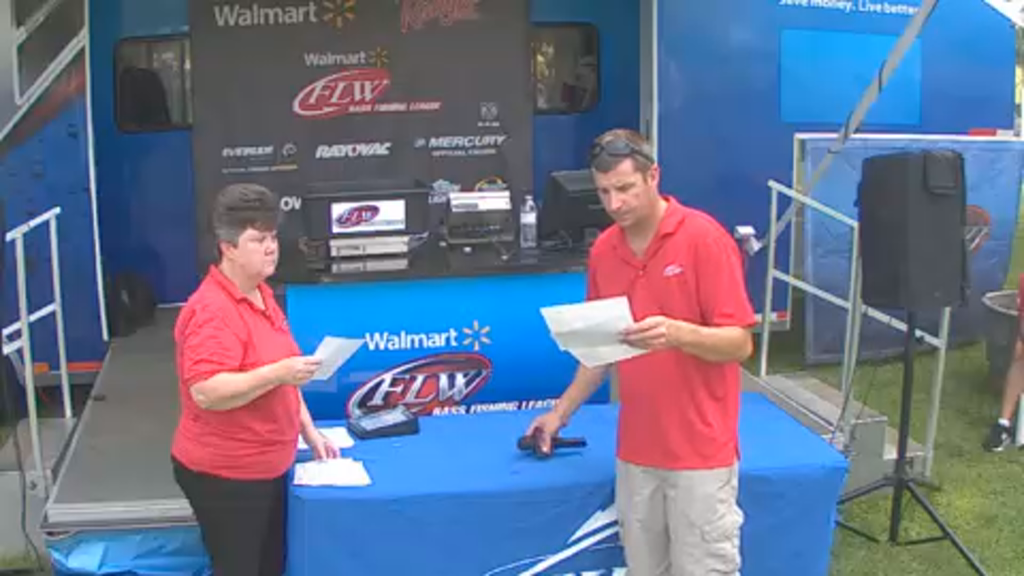 2015 BFL James River Jul 18 Weigh-in - Part 2