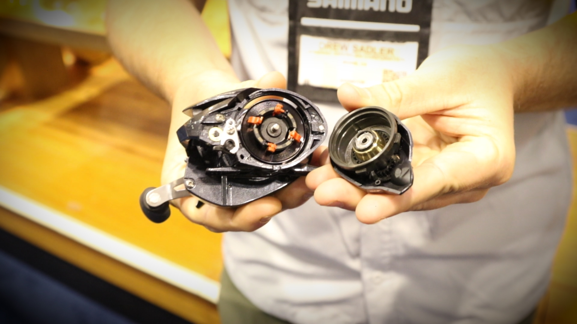 ICAST 2015 - Shimano Casitas with Drew Sadler