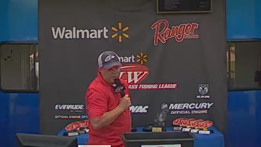 2015 BFL James River Jul 25 Weigh-in - Part 1