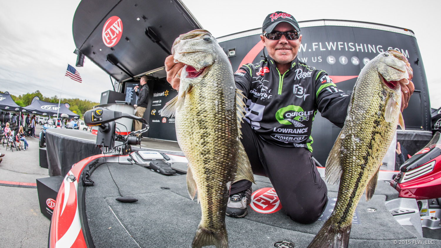 2015 FLW TV - Lewis Smith Lake