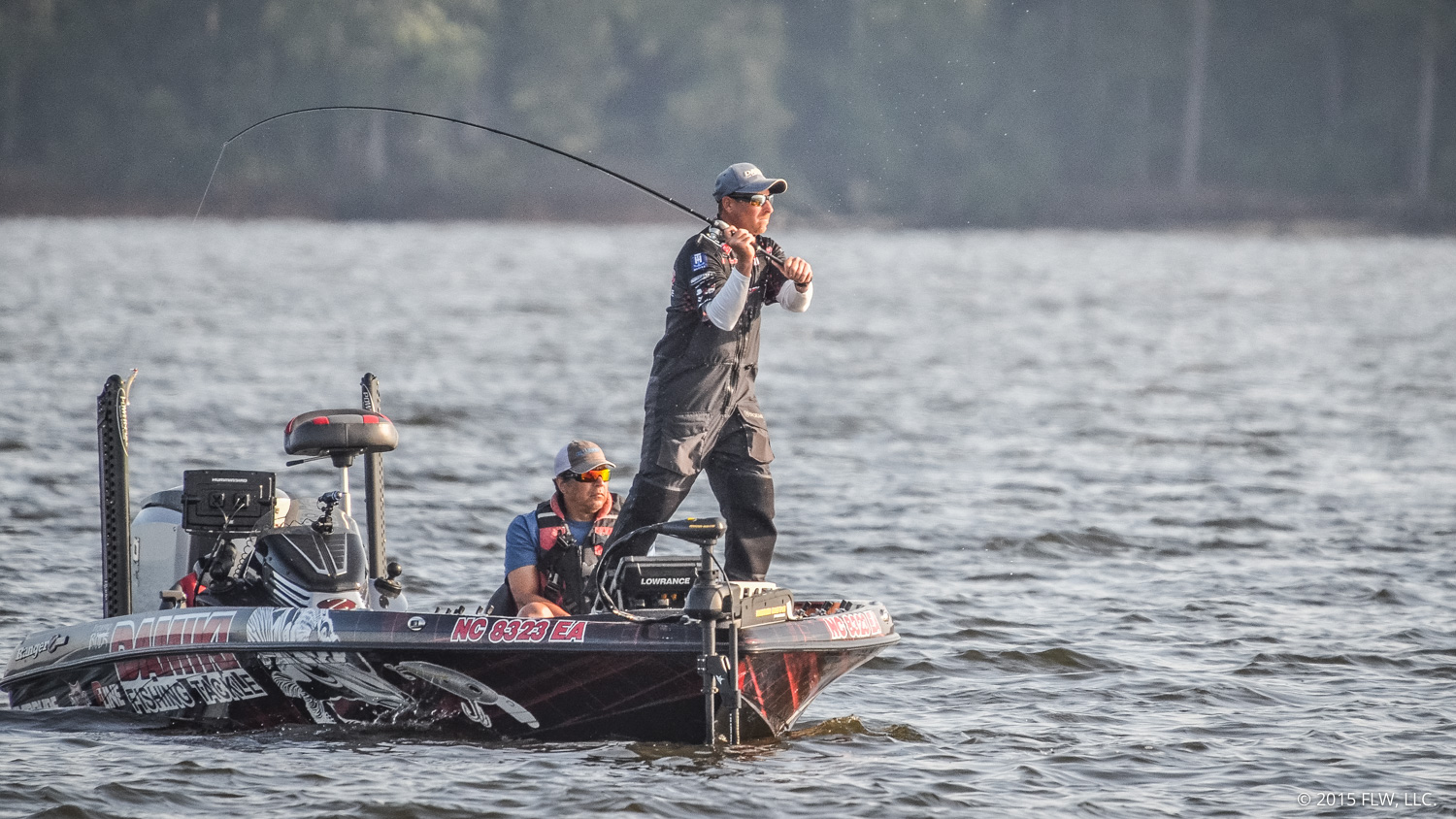 2015 FLW TV - Lake Eufaula