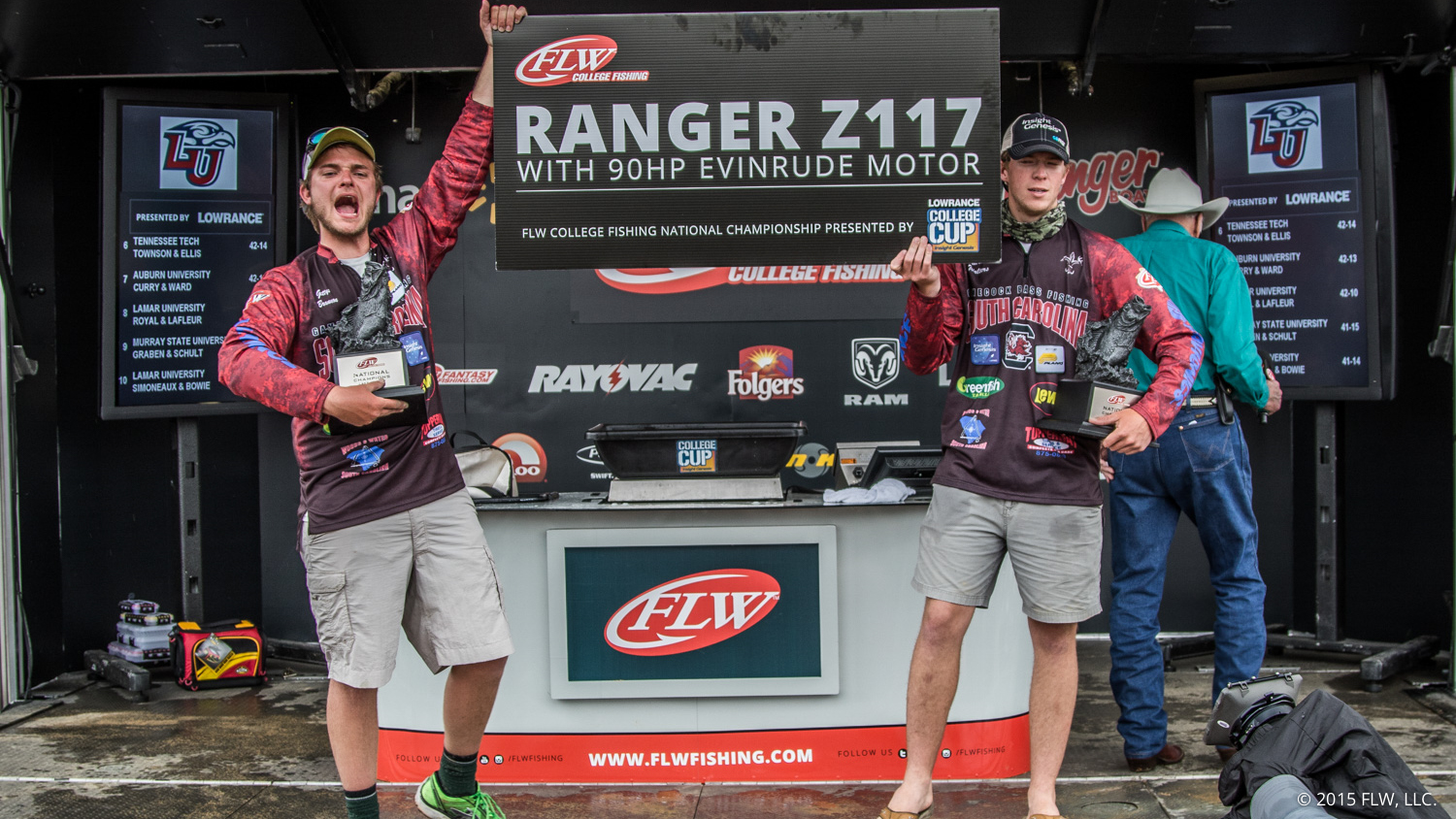 2015 CF National Championship - Lake Murray