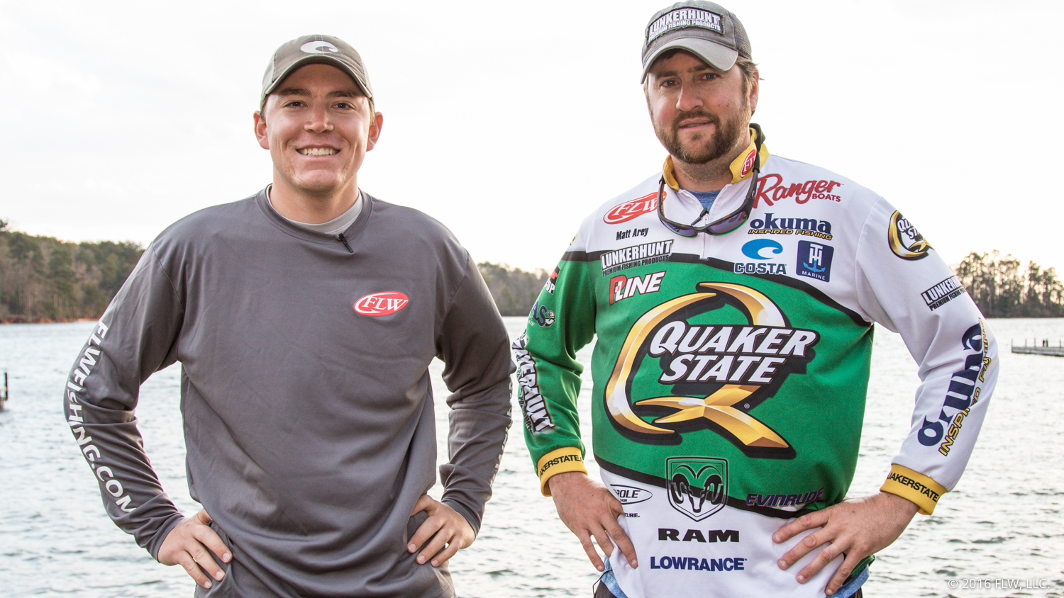 Arey and McCall Talk Hartwell Patterns