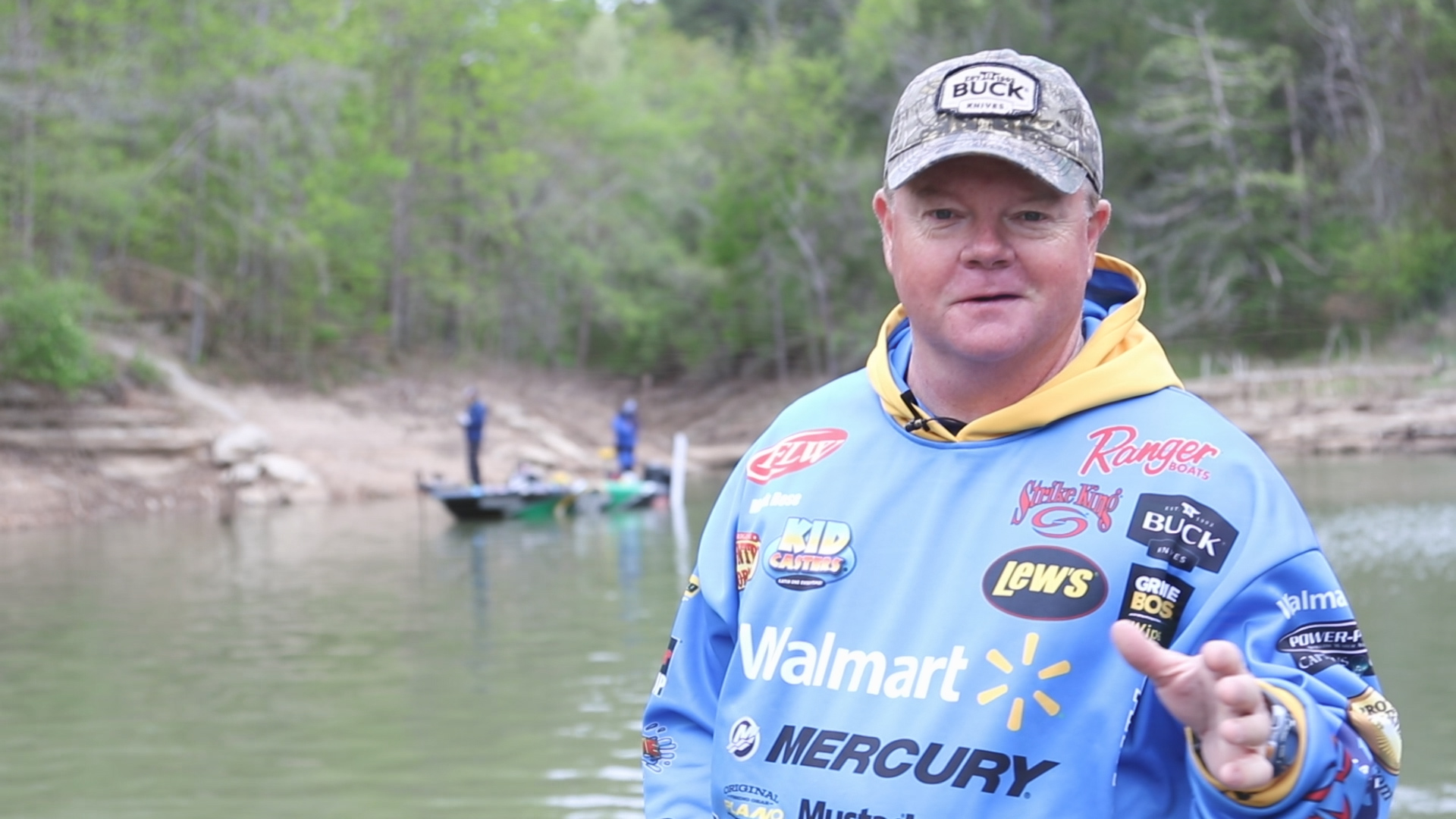 Matt Arey Looking for his Third Win