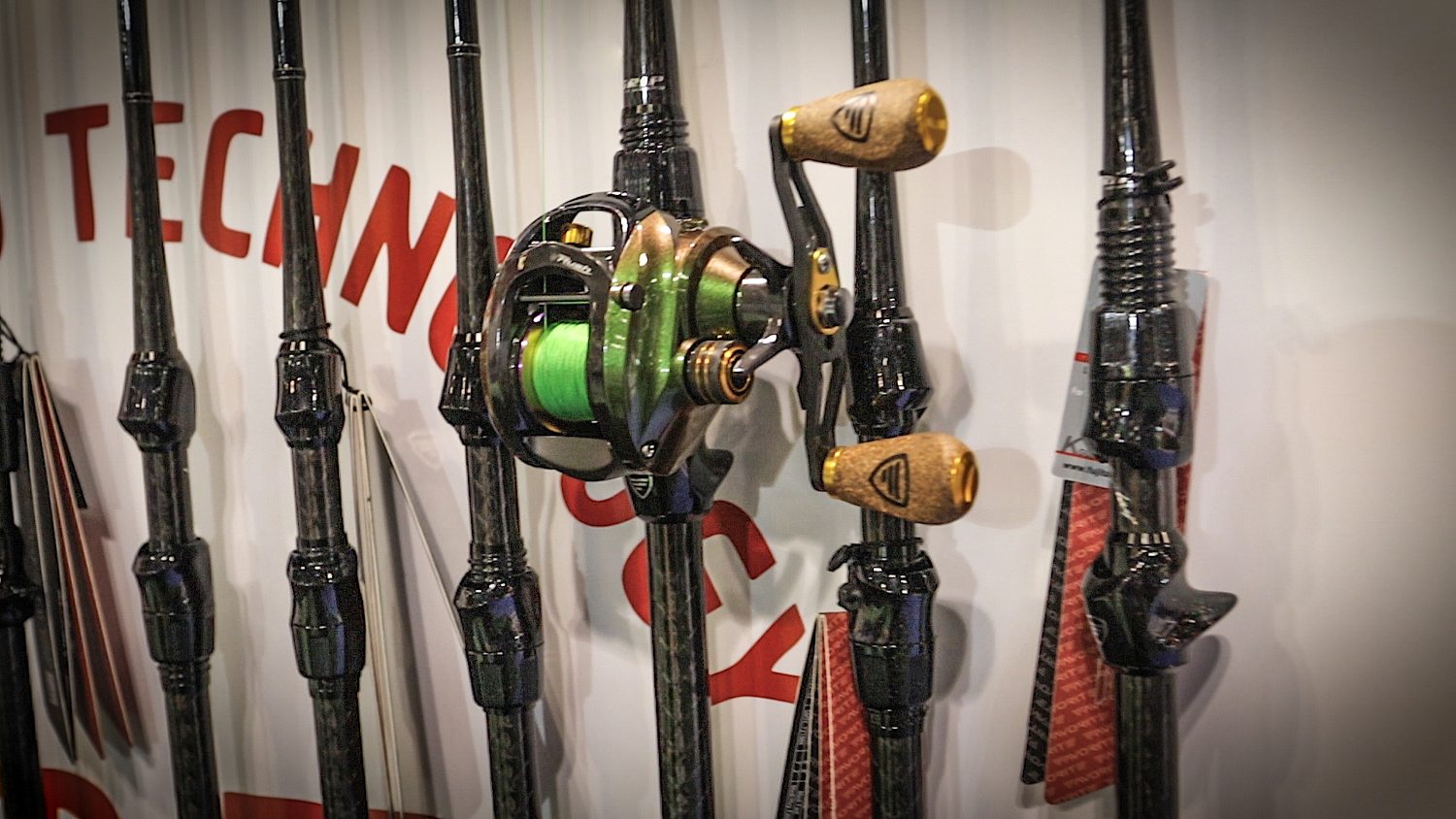 2016 ICAST - Dewayne French with Favorite Fishing