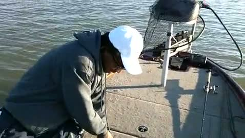 TEXAS A M AT GALVESTON - ELIZONDO   REED000 - Sam Rayburn Reservoir - 1 - video  1