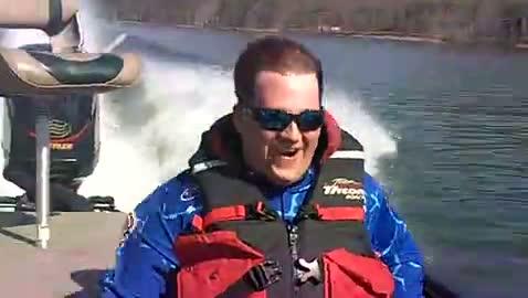 UT MARTIN - SMITH   DERRY00 - Lake Guntersville - 1 - video  18