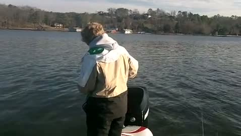 YOUNG HARRIS COLLEGE - RUTHERFORD   THOMPSON000 - Lake Guntersville - 1 - video  2