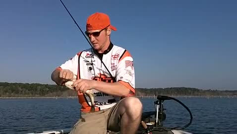 OKLAHOMA STATE UNIVERSITY - VALENTA   SNYDER000 - Toledo Bend - 1 - video  1