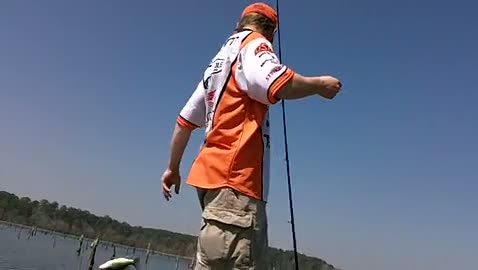 OKLAHOMA STATE UNIVERSITY - VALENTA   SNYDER00 - Toledo Bend - 1 - video  11