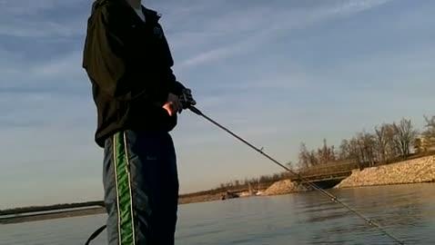UNIVERSITY OF NORTH DAKOTA - HARREN   DAVIS000 - Kentucky Barkley Lake - 1 - video  1