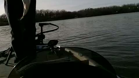 UNIVERSITY OF LOUISVILLE - BLAKEMAN   DEAKINS000 - Kentucky Barkley Lake - 1 - video  1